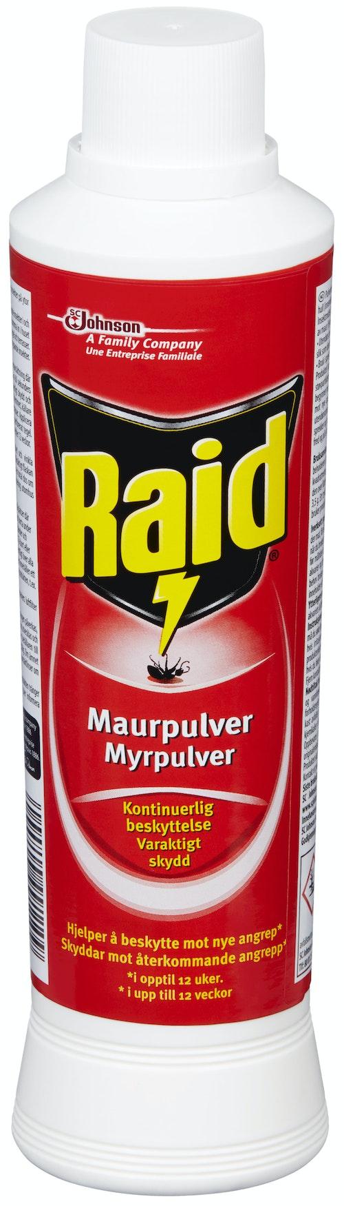Raid Raid Maurpulver 250 g