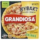 Grandiosa Nybakt Skinke Pizza