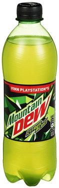 Mountain Dew Mountain Dew Sugar Reduction, 0,5 l