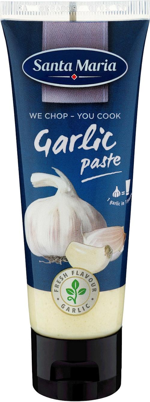 Santa Maria Garlic Paste 80 g