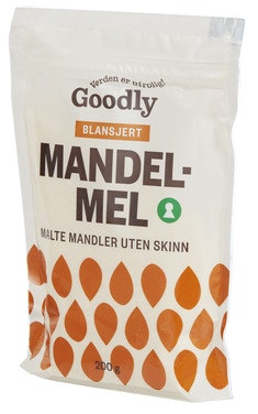 Goodly Mandelmel 200 g