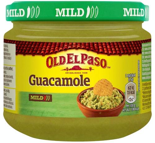 Old El Paso Guacamole Salsa 320 g