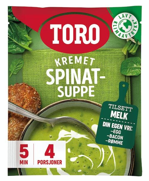 Toro Spinatsuppe Kremet 79 g