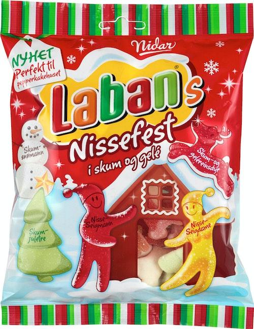 Nidar Labans Nissefest 350 g