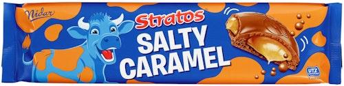 Nidar Stratos Salty Caramel Storplate 185 g