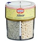 Kakepynt Silver