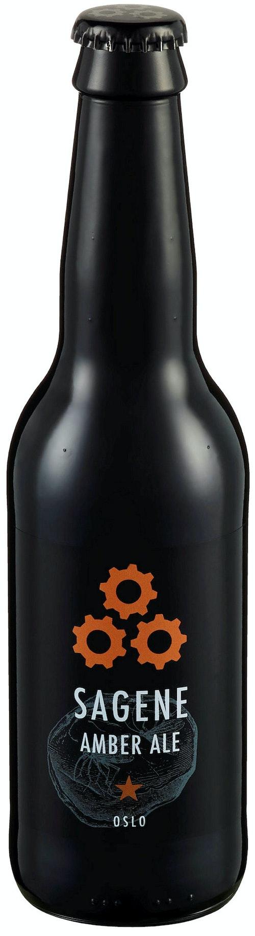 Sagene Pilsner Sagene Amber Ale 0,33 l