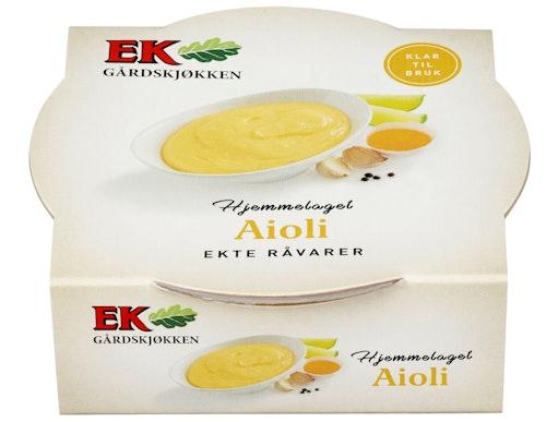 Ek Gårdskjøkken Fersk Aioli 100 ml