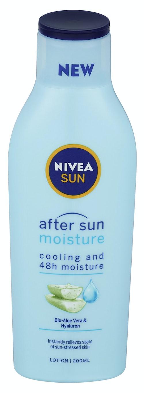 Nivea After Sun Lotion 200 ml