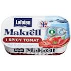 Makrell i Tomat Spicy
