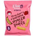 Maizepuffs Jordbær + Banan