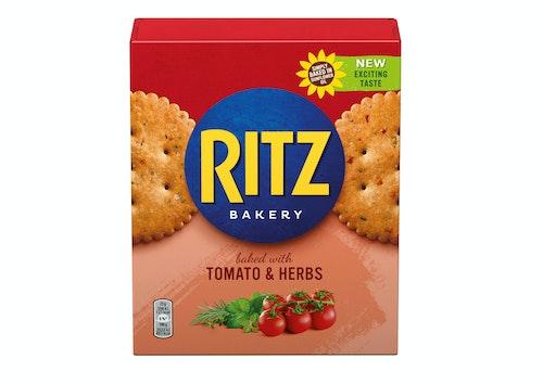 Ritz Ritz Tomat og Urter 175 g