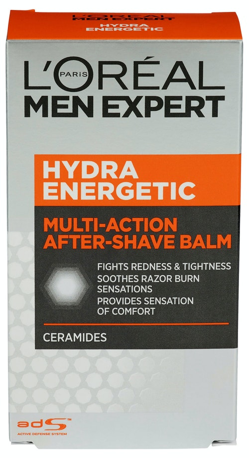 L'Oreal Hydra Energetic After Shave Balm 24H 1 stk