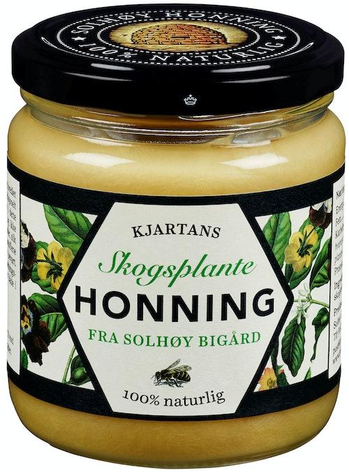 Kjartans Honning Skogshonning Ren 350 g
