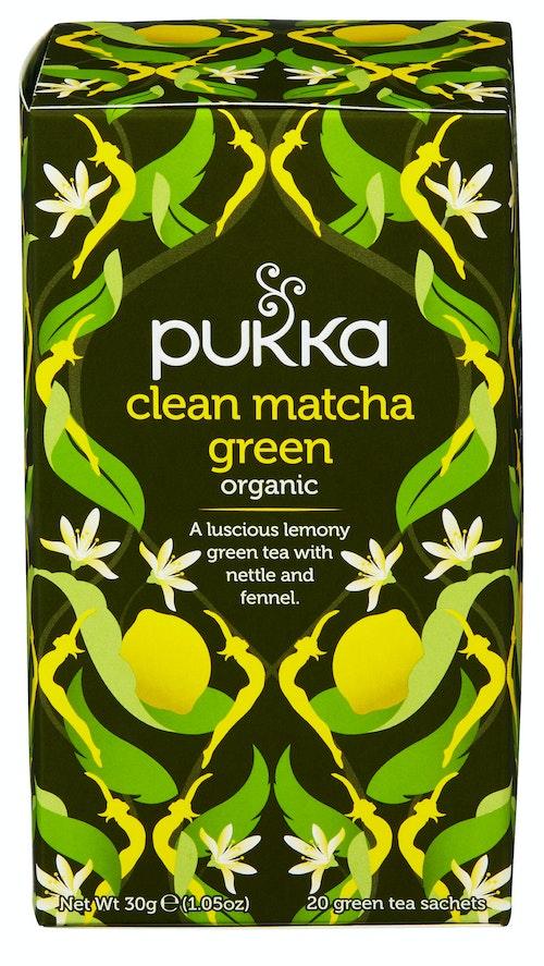 Pukka Clean Matcha Green 20 stk