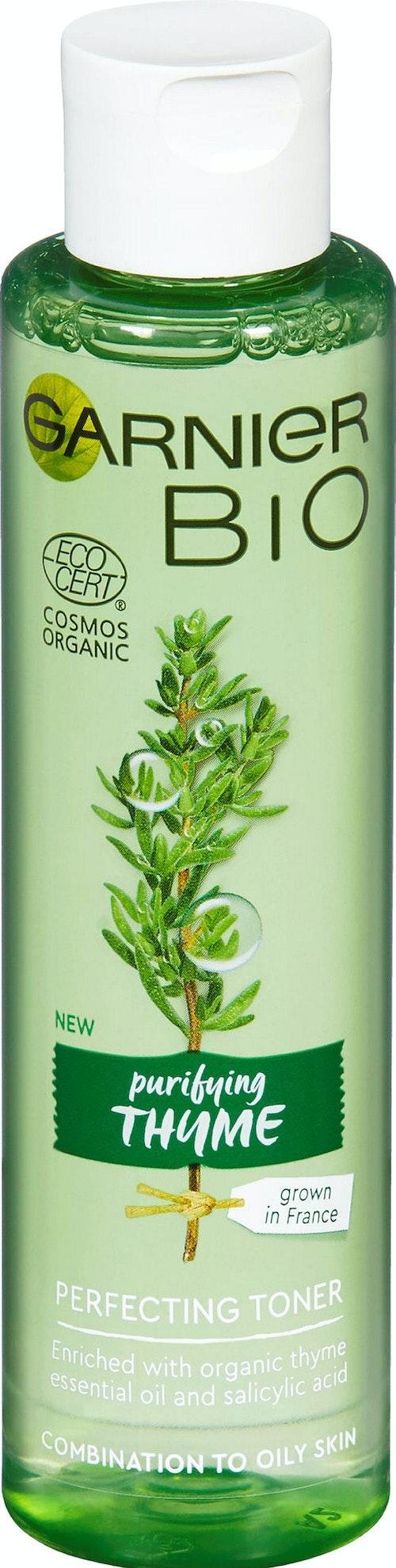 Garnier Purifying Thyme Perfecting Toner Garnier Bio 1 stk