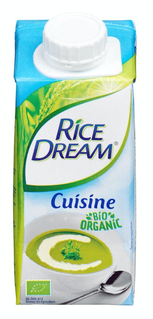 Dream Risfløte Økologisk, 200 ml