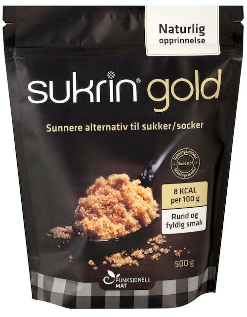 Sukrin Sukrin Gold Naturlig Søtstoff, 500 g