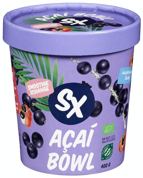 Smoothie Xchange Acai Bowl 400 g