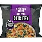 Kylling Tikka Biryani