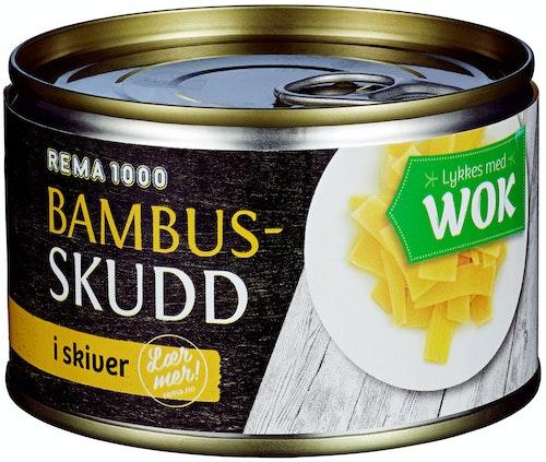 REMA 1000 Bambusskudd 227 g