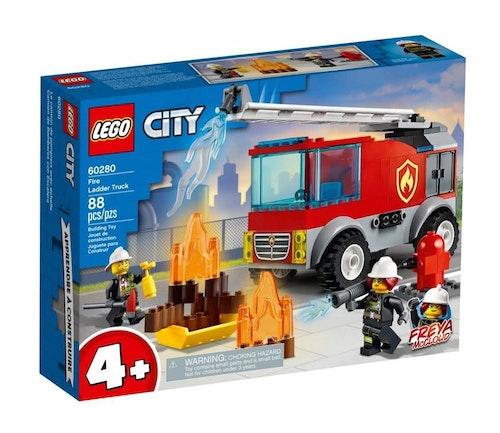 LEGO LEGO City Brannvesenets stigebil 1 stk