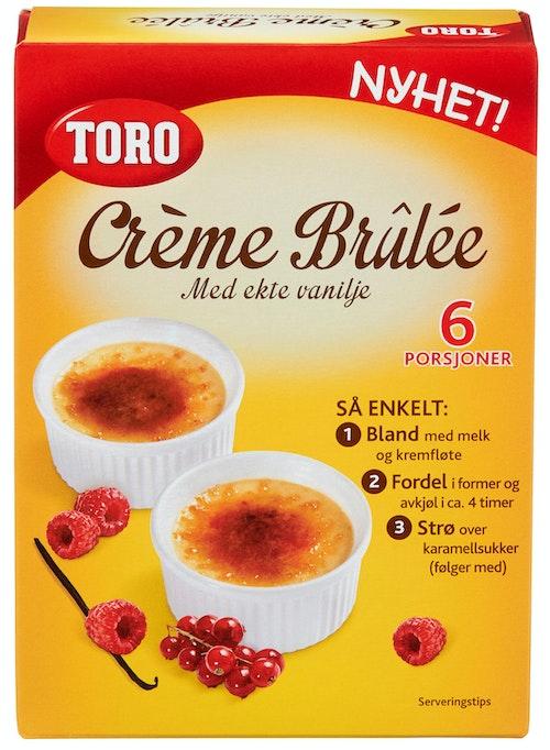 Toro Dessert Creme Brulee 130 g