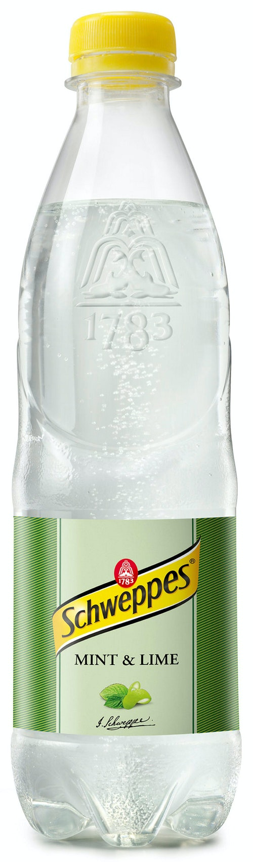 Schweppes Mint & Lime 0,5 l