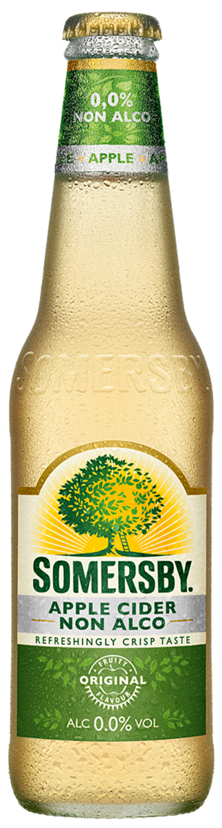 Somersby Somersby Apple Alkoholfri 0,33 l