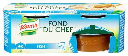 Knorr Fond du Chef Fisk, 4x28g, 1 stk