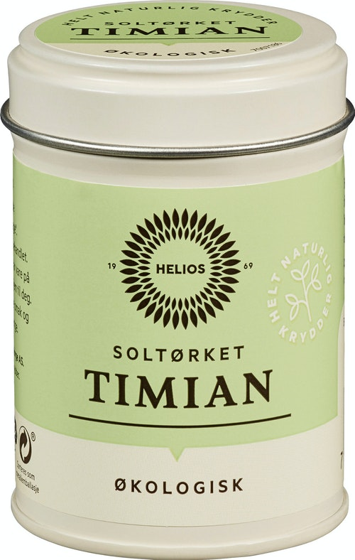 Helios Timian Økologisk, 10 g