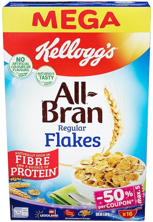 Kellogg's All-Bran Regular Flakes 500 g