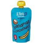 Banan + Kokos