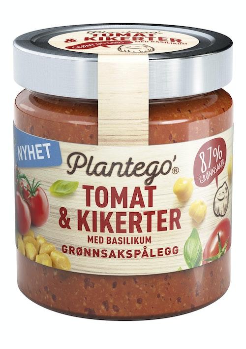 Plantego Tomat & Basilikum 165 g