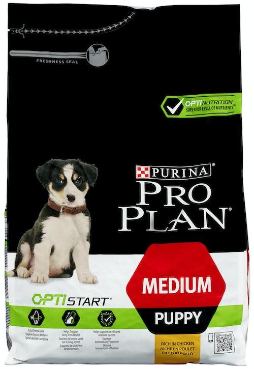 Pro Plan Puppy Medium Chicken 3 kg