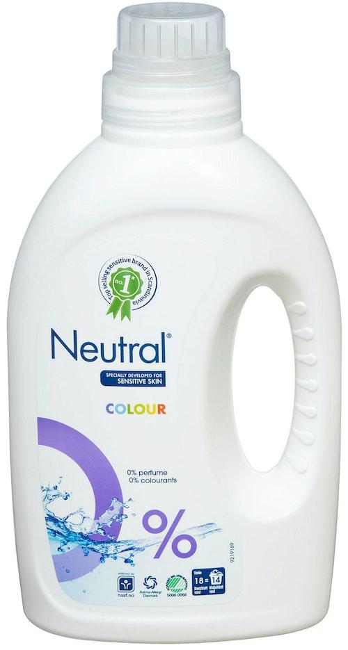 Neutral Flytende Maskinvask Farget Tøy 1070 ml