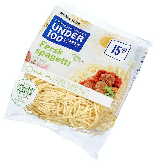 REMA 1000 Spagetti Fersk 300 g