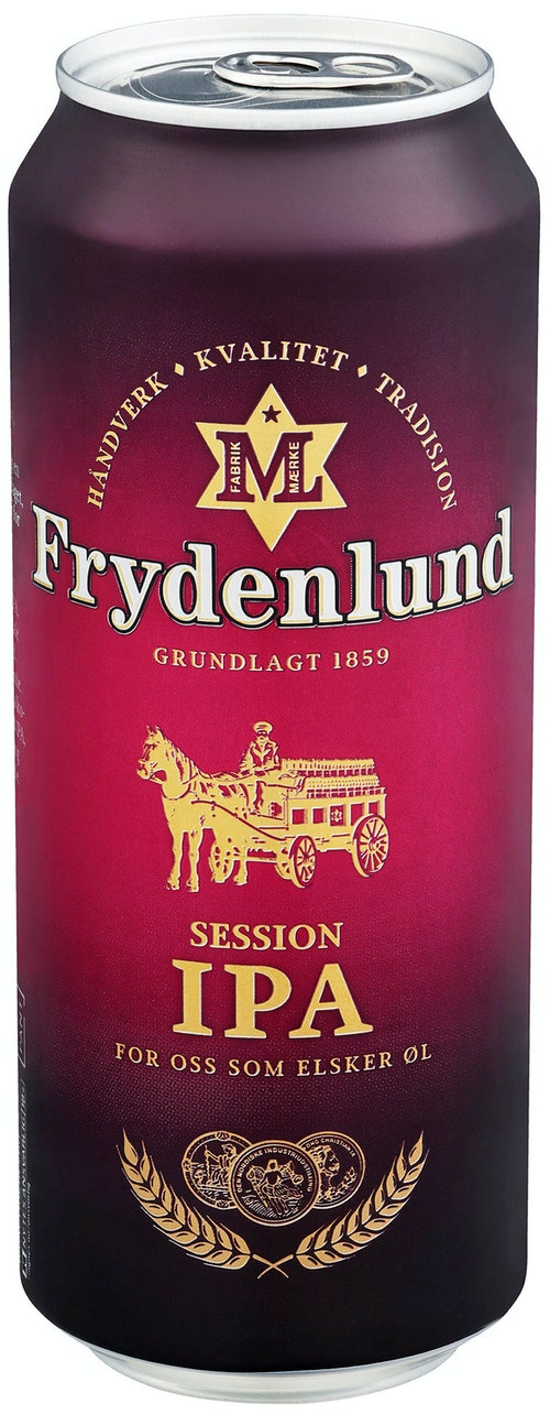 Frydenlund Frydenlund Session IPA 0,5 l