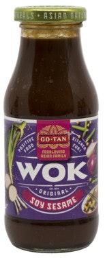 Go Tan Soya Sesam Wok 240 ml