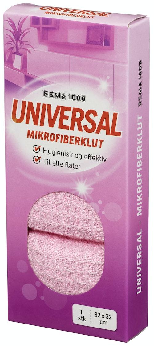 Soft Style Mikrofiberklut Universal 1 stk
