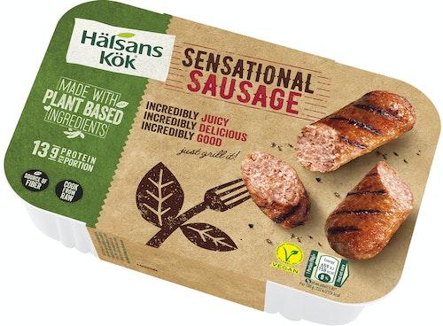 Hälsans Kök Sensational  Sausage 180 g