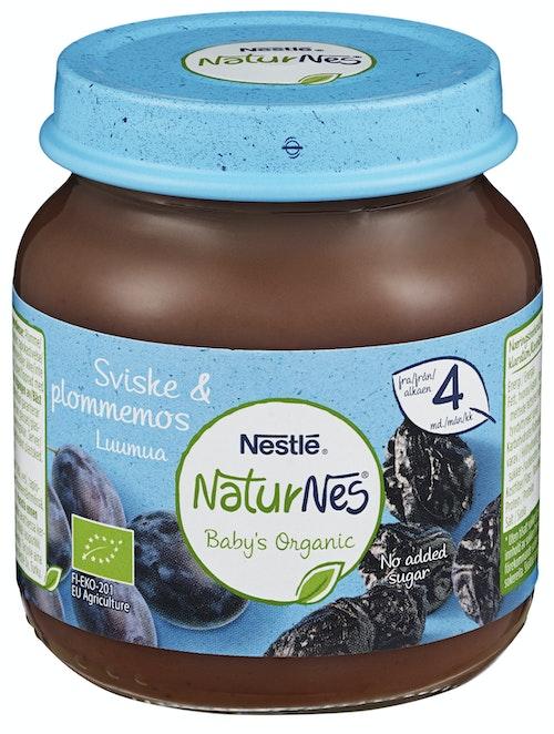 Nestlé Sviskemos Fra 4 mnd, 125 g