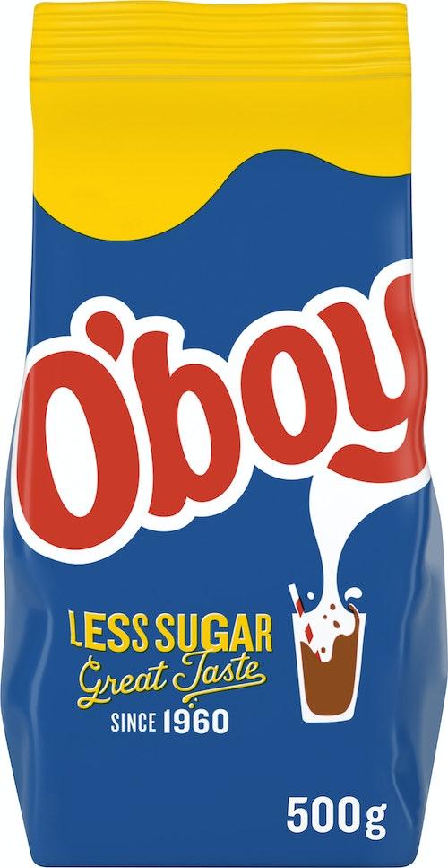 O'boy O'boy Mindre Sukker 500 g