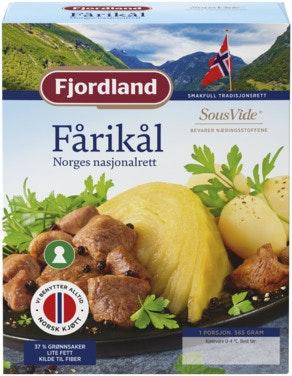 Fjordland Fårikål Med Poteter 565 g