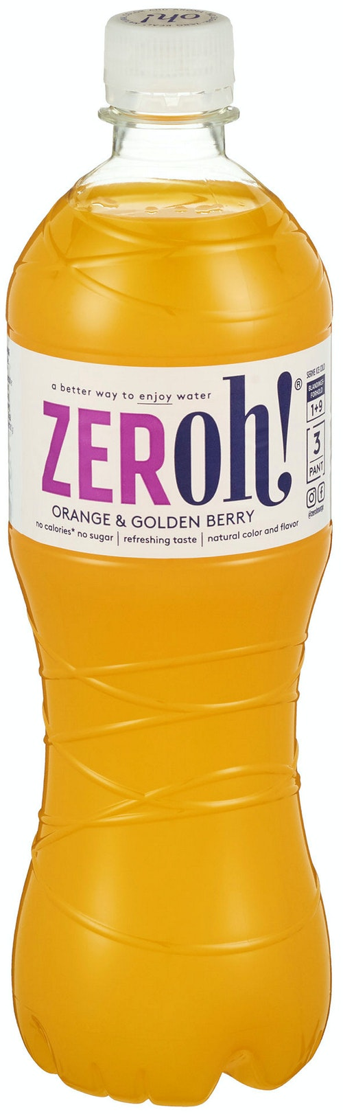 Zeroh! Orange & Golden Berry 0,8 l