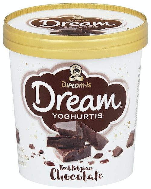 Diplom-Is Dream Real Belgian Chocolate 0,8 l