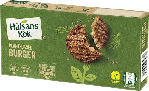 Hälsans Kök Plant-based Burger 300 g