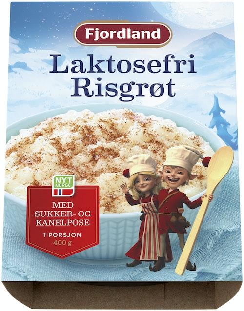 Fjordland Laktosefri Risgrøt 400 g