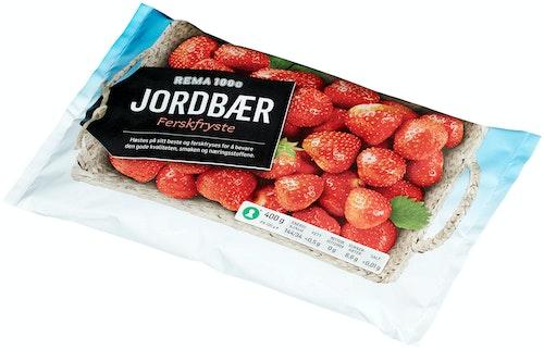 REMA 1000 Jordbær Kina, 400 g