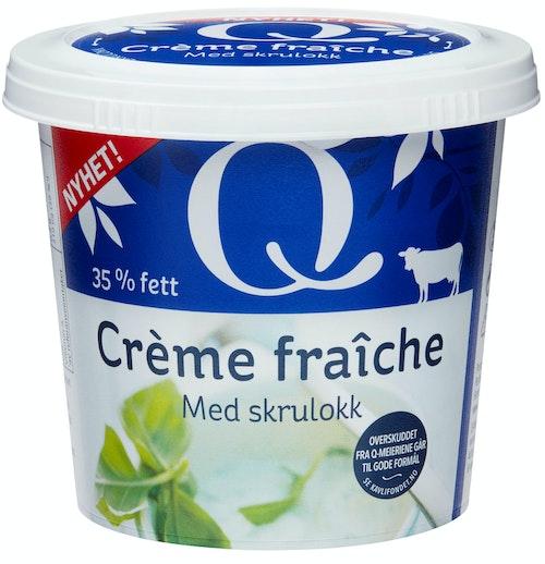 Q-meieriene Q Crème Fraîche 0,3 kg